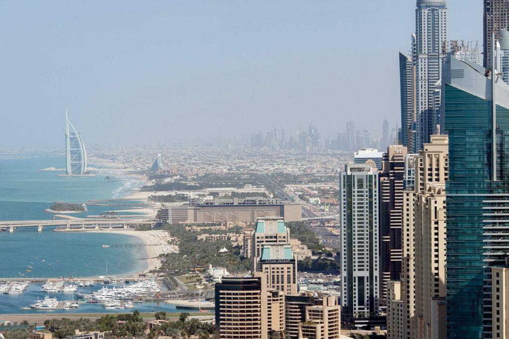 panorama dubaju, wyjazdy motywacyjne