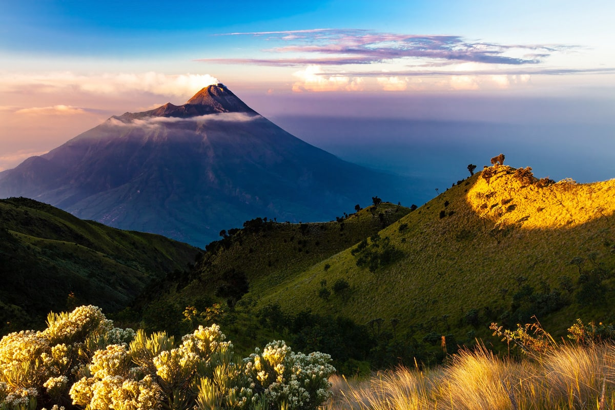 indonezja, krajobraz, wyjazd incentive