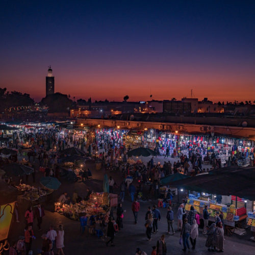 panorama maroka